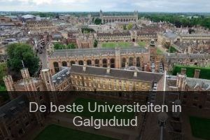 De beste Universiteiten in Galguduud