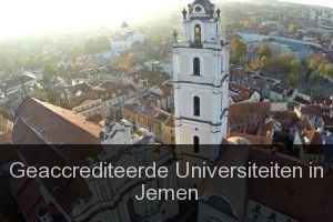 Geaccrediteerde Universiteiten in Jemen