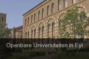 Openbare Universiteiten in Eyl