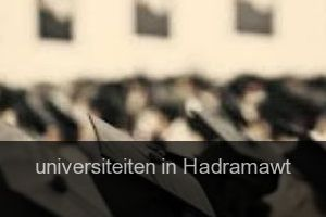 Universiteiten in Hadramawt
