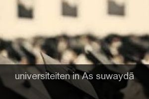 Universiteiten in As suwaydā