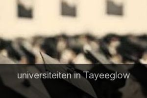 Universiteiten in Tayeeglow